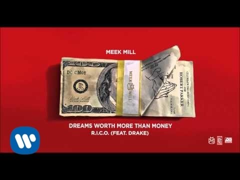 Meek Mill R I C O Feat Drake Official Audio