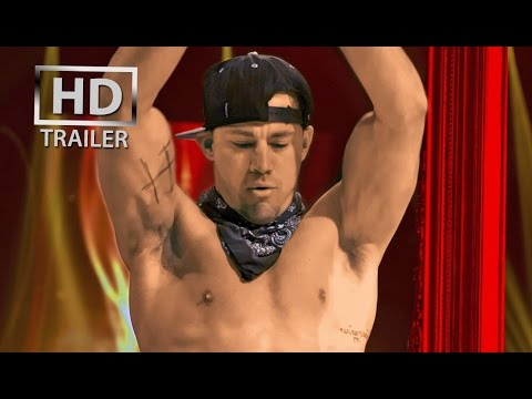 Magic Mike XXL | official trailer UK (2015) Channing Tatum Joe Manganiello Amber Heard