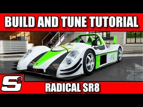 Forza 5 I Build and Tuning Tutorial I Radical SR8 I R Class