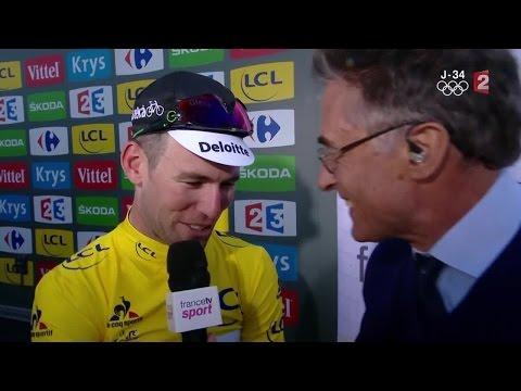 """Mark Cavendish : """"Je suis tellement heureux"""""""