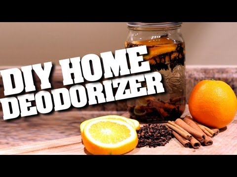 DIY Home Deodorizers!