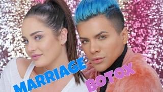 GRWM feat Gabriel Zamora! Chat; Botox, My Marriage, Pumpkin Palettes & MORE