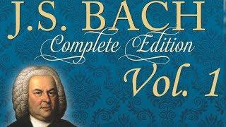 js bach complete edition vol 1