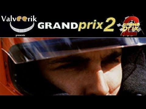 Bleibt ein Weilchen und seht.. Grandprix 2 (1994) vom grossartigen Geoff Crammond (Microprose). Dies ist der 2. Teil seiner 4-teilen Grand Prix Serie, die un...
