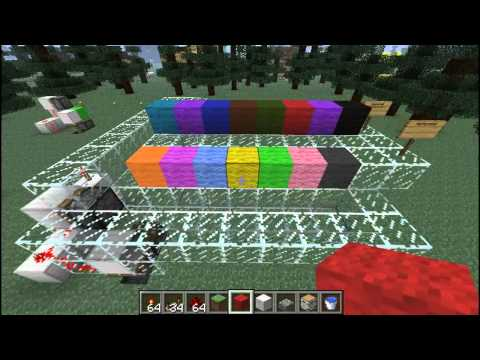 [Minecraft] Block Transformation Glitch (1.2.3 patch)