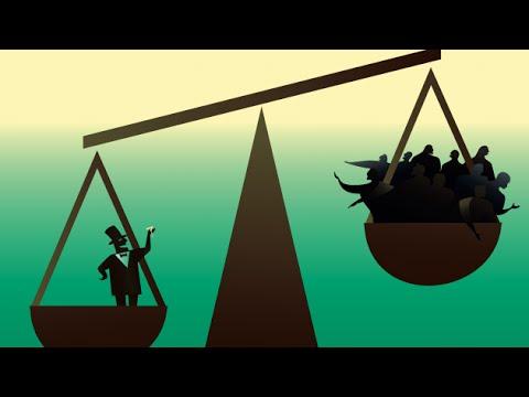 Thomas Sowell - Wealth Disparity
