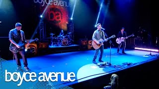 Boyce Avenue - More Things To Say (Live In Los Angeles) on iTunes & Spotify