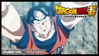 Dragonball Super  Genki Dama Theme HQ Recreation
