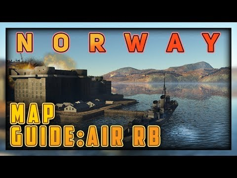 WT || Norway - Map Guide for Air RB thumbnail