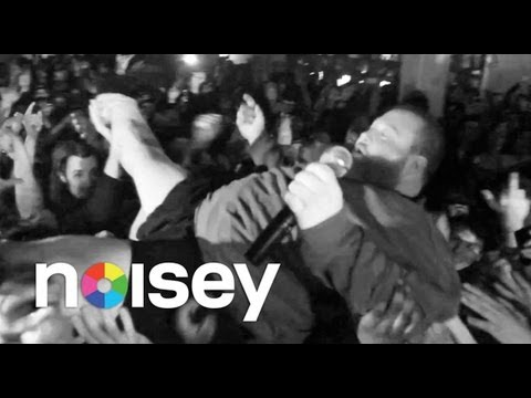 Action Bronson Live in Toronto - Noisey Specials
