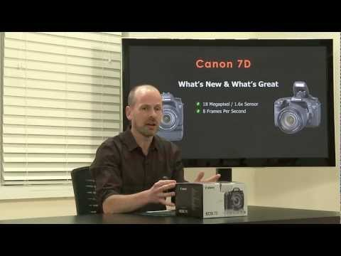 Product Overview - Fast Start: Canon 7D