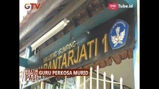 Keji!! Selama 3 Tahun, Oknum PNS Guru Perkosa Muridnya di Kelas - BIP 25/10