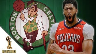 Boston Celtics Preparing HUGE Trade Offer For Anthony Davis!!! | NBA News