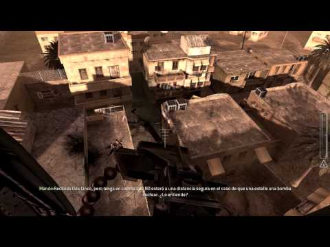 Call of Duty 4 : Modern Warfare - Acto 1 Mision 7 y 8  Sorpresa y pavor - Español HD