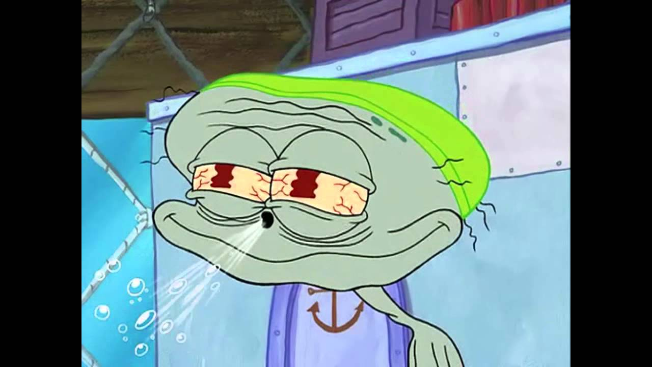Squidward's brother