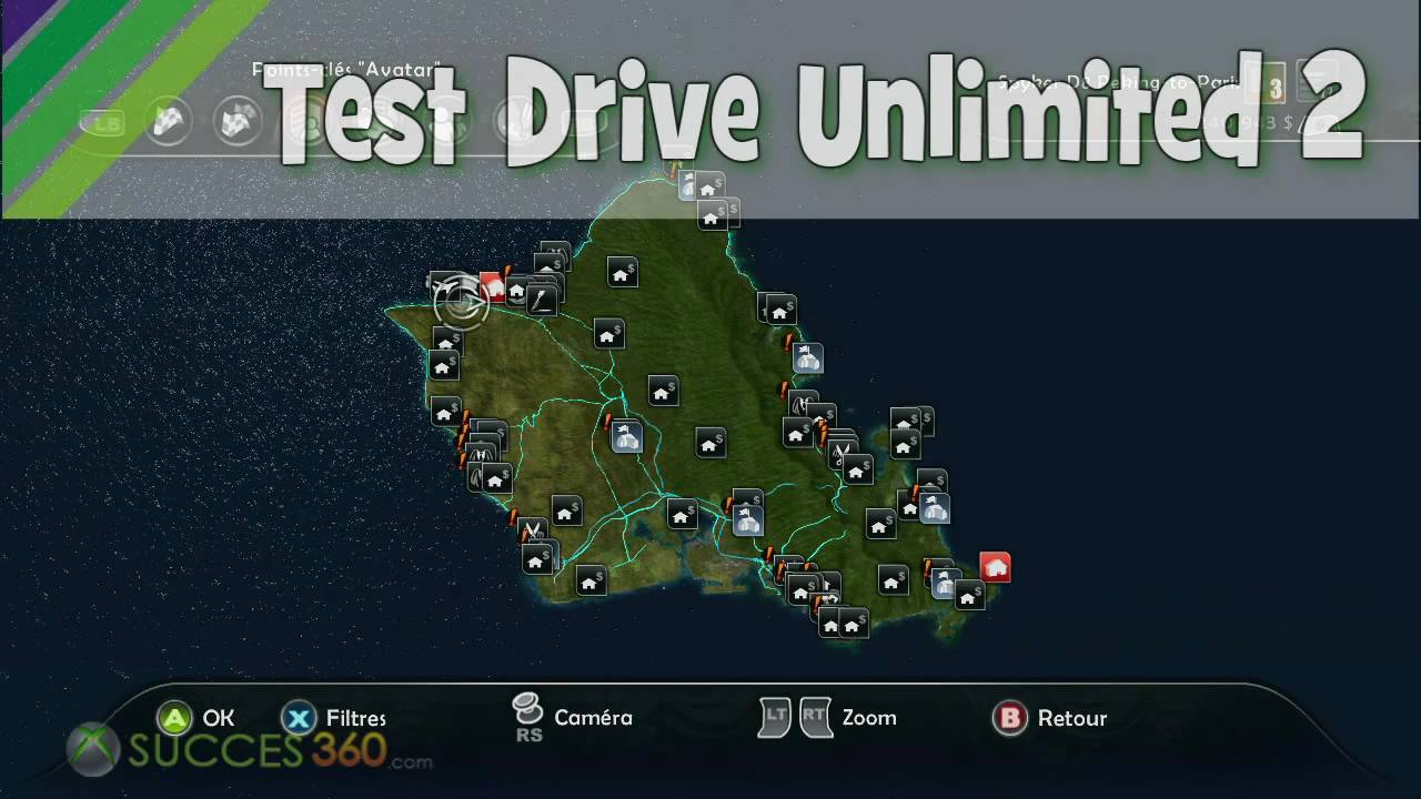 Test Drive Unlimited  Hawaii Car Dealers