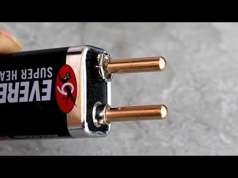 How to Make Powerful Stun Gun 400 000V at Home - DIY thumbnail