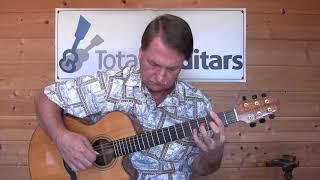 Sylvia by Focus - Solo Guitar Arrangement by Neil Hogan
