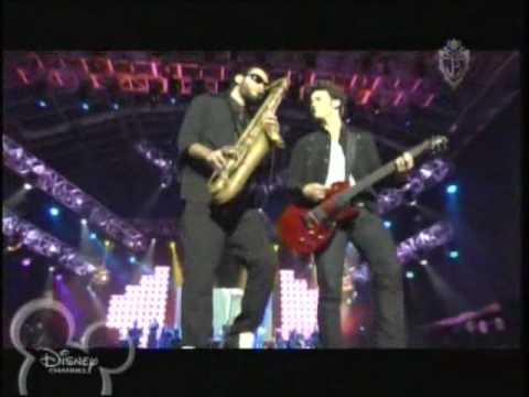 Jonas Brothers World Tour 2009 Mexico - Much Better Music Videos
