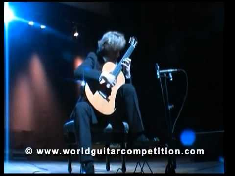 Sanel Redžić - Performance on the Great Finale of the World Guitar Competition Part 1