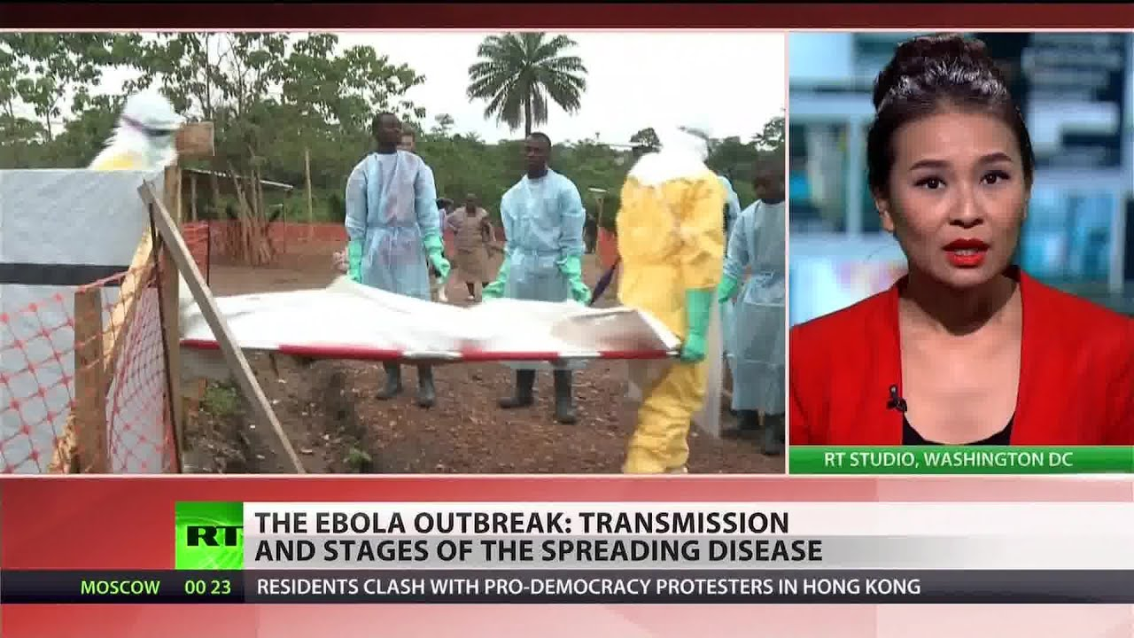 how to avoid ebola when travelling
