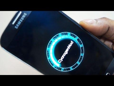 Samsung Galaxy S4 (I9505) - How to Install CyanogenMod