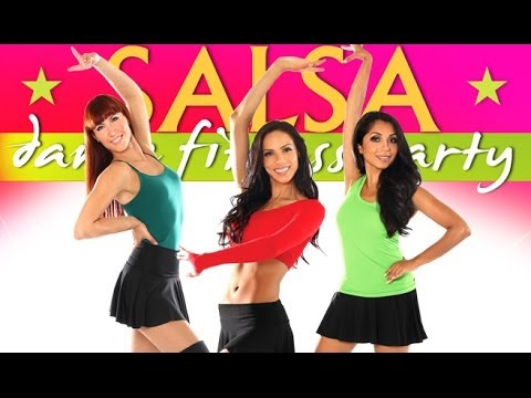 Salsa Dance Fitness Party with Yesenia Adame DVD / instant streaming @ WorldDanceNewYork.com