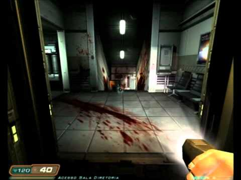 Doom 3 Ultra High na GT240 by ExTrEmE PC\'$