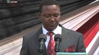 Machakos County Unveils First Road To Be Funded By A County Gov't