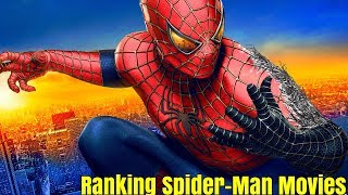 All 7 Spider-Man Movies Ranked