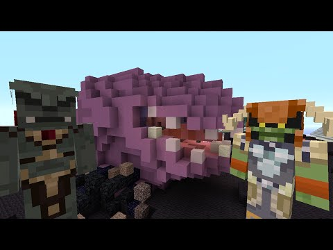Minecraft Xbox - Survival Darkness Adventures - Feed The Beast [2]
