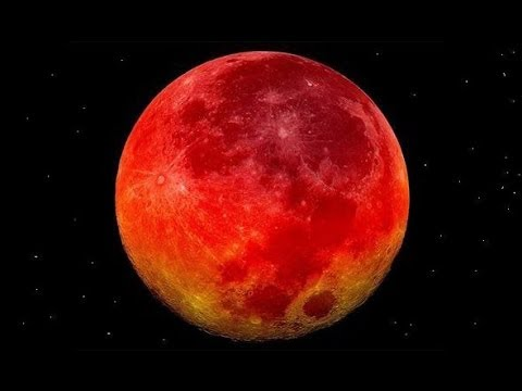 Signs in the Sky : The Sun, Earth and Mars align 7 days prior to the first Blood Moon (Apr 08, 2014)