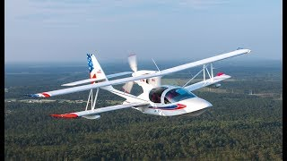 Easiest Seaplane To Fly l Super Petrel LS