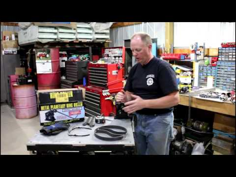 Harbor Freight Ring Roller Review #36790