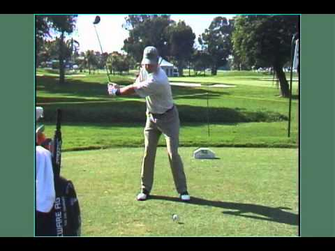 Scott Verplank - JC Video Slow Motion Swing