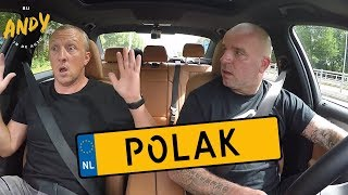 Sjaak Polak  - Bij Andy in de auto