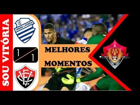 CSA 1x1 Vitória  melhores momentos Copa do Nordeste 2019