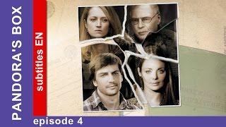 Pandora's Box - Episode 4. Russian TV series. StarMedia. Melodrama. English Subtitles