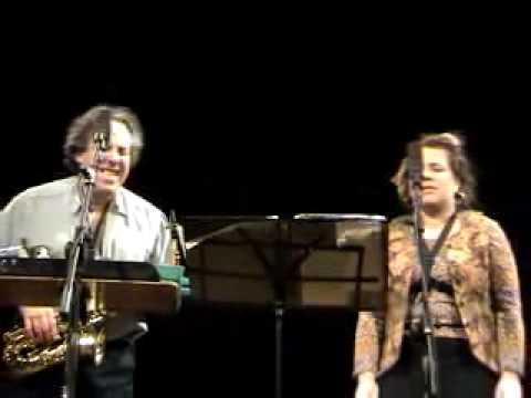 Joane Hétu & Jean Derome    NOUS PERÇONS LES OREILLES    live@ Teatro Fondamenta Nuove