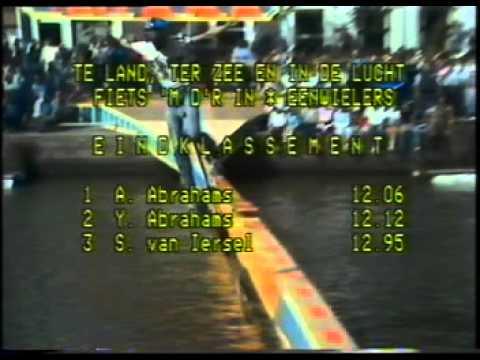 Fiets 'm d'r In Zierikzee 1983