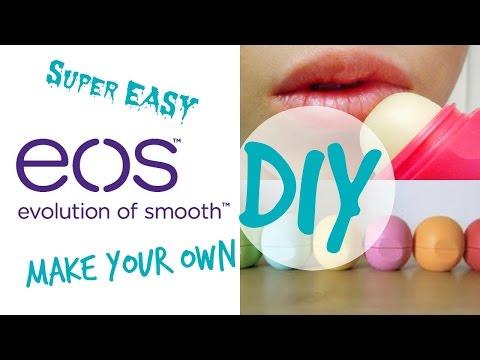 DIY: EOS LIP BALM! (SO EASY)
