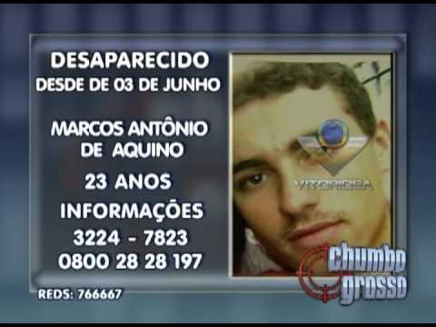 Jovem que estava desaparecido é encontrado pela Polícia - parte 1