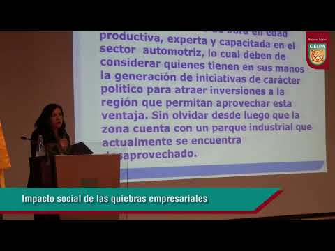 Impacto social de las quiebras empresariales