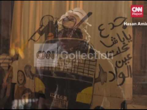 EGYPT PROTEST AGAINST MORSY NEW DECREE (GOOD PICS)