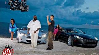 Rick Ross - Aston Martin Music (Dirty Extended Version) (Feat. Drake & Chrisette Michele)