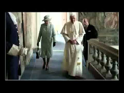Queen & Pope Face Courts for Crimes Against Humanity 1/3