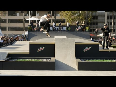 Best of Ryan Decenzo Pro Competition Dew Tour Long Beach 2016