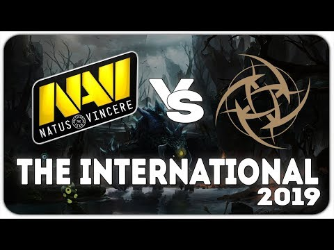 🔴 [RU Live] Dota 2 The International 2019. TI9 | NaVi - NiP | Дота 2