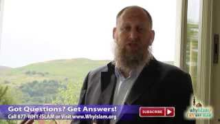 Sh. Abdur Raheem Green talks about 877-Why-Islam