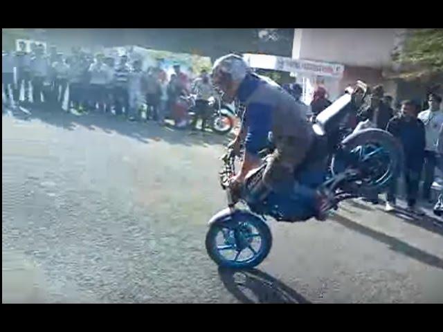 Bike Stunts By BABAR KHAN and Team. Part-1
